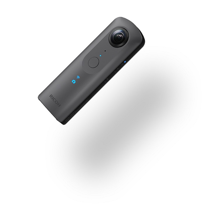 RICOH THETA Z1 - New design