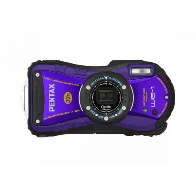 Optio WG-1 (Purple) front.jpg