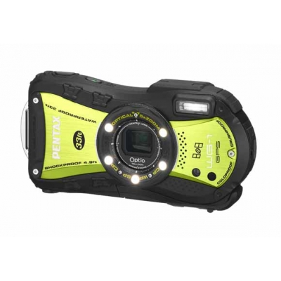 Optio WG-1 GPS (Green) cross LED on.jpg